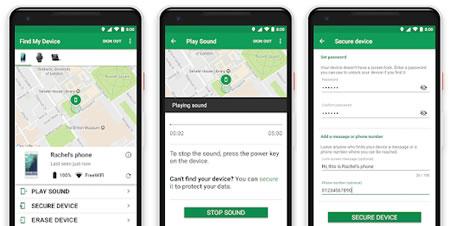 App per rintracciare smartphone Android