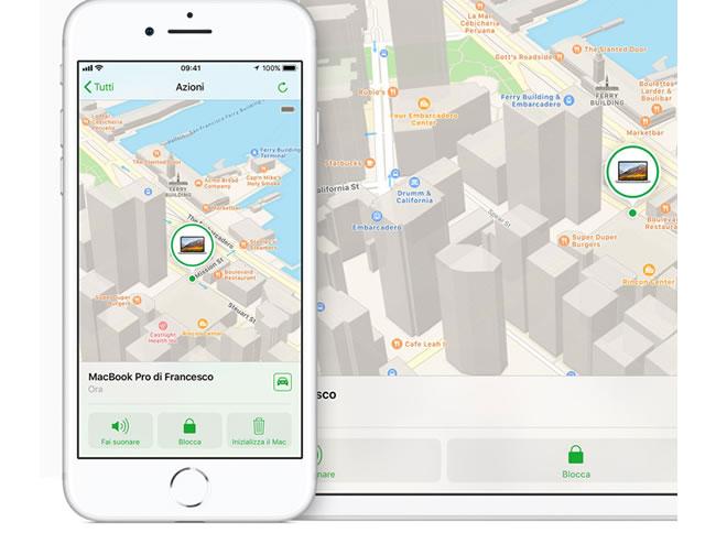 app iphone per localizzare un cellulare