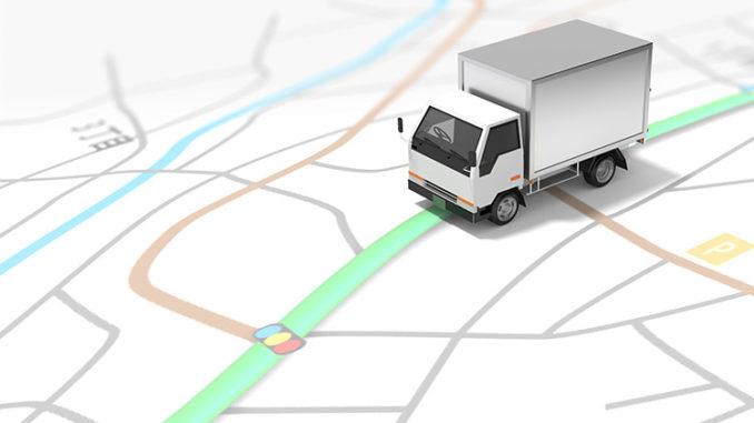 localizzatore satellitare camion